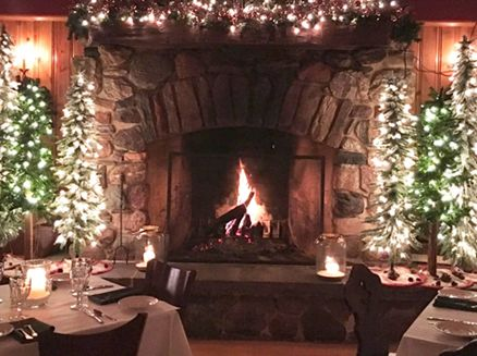Image for 4 Wisconsin Supper Clubs with Cozy Fireplaces