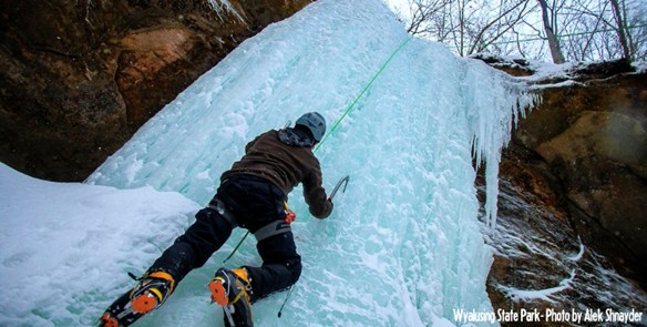 'Cool' Sport: Where to Try Ice Climbing in Wisconsin