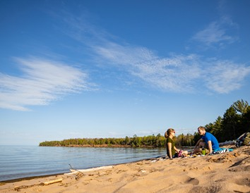 5 Beautiful Beaches in Wisconsin's State Parks