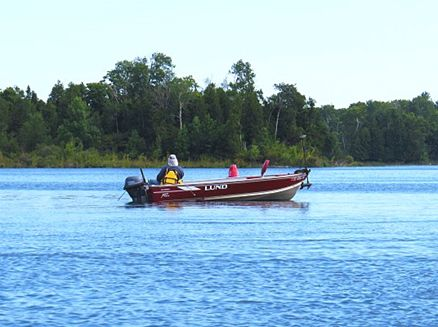Image for Best Places to Fish in Wisconsin: Lake Noquebay