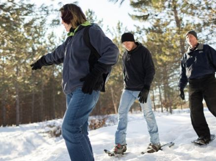 Image for Six Wisconsins Nature Reserves Perfect for Snowshoeing