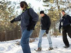 Image for Six Wisconsin Nature Reserves Perfect for Snowshoeing