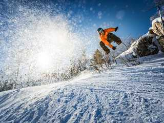 5 Great Snowboarding Parks in Wisconsin