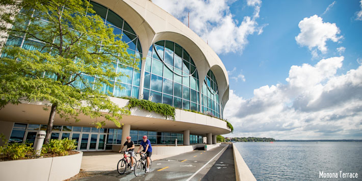 Monona Terrace Goes For Roller Coaster >> Frank Lloyd Wright Trail Madison Travel Wisconsin