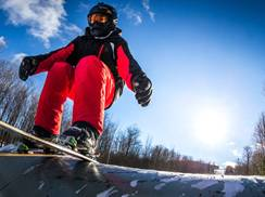 Image for Adventurous Wisconsin Terrain Parks