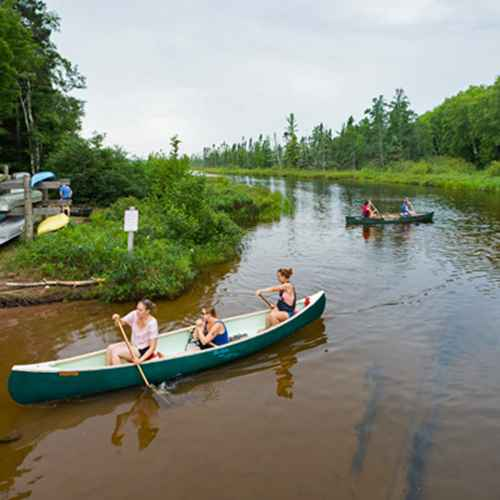 Wisconsin Rivers the Best for Canoeing