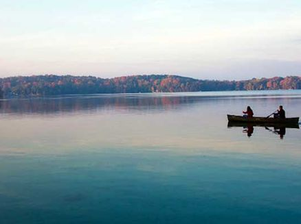 Image for Five Fall Canoe Trips