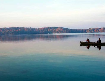 Five Fall Canoe and Kayak Trips in Wisconsin