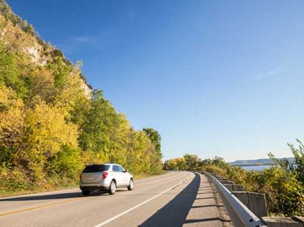 Image for A Road Trip Through the Wisconsin Driftless Area