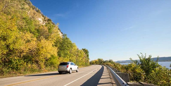 A Road Trip Through the Wisconsin Driftless Area