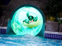 Image for Winter Escapes: 7 Wisconsin Indoor Waterparks