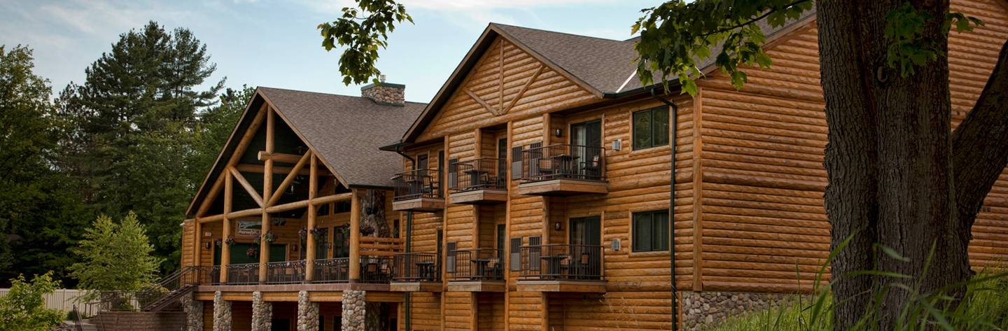 Great lodging at Waubee Lake Lodge
