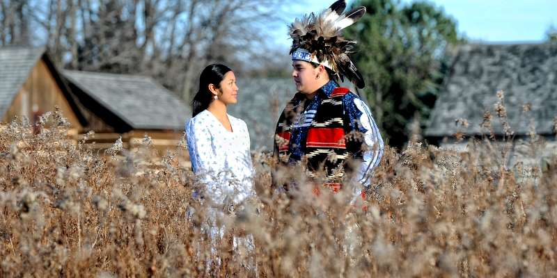 The Oneida Nation Museum and annual events celebrate the proud heritage of the Oneida Nation.