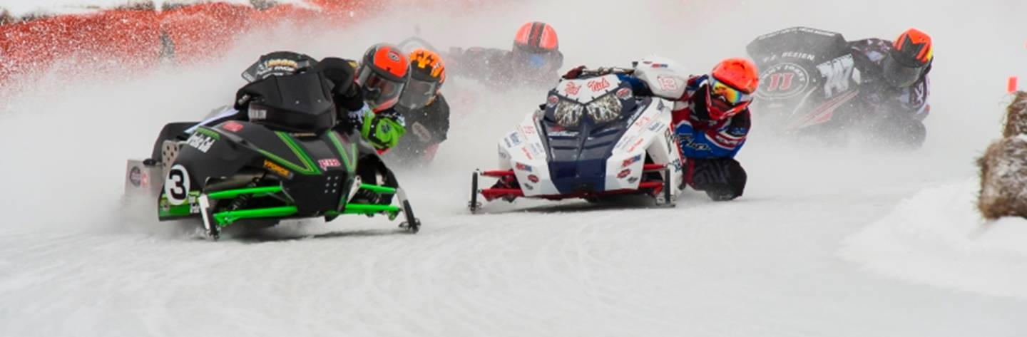 "Eagle River, officially registered as ""The Snowmobile Capital of the World,"" has over 600 miles of trails and has held the World Championship Derby for the past 50 years."