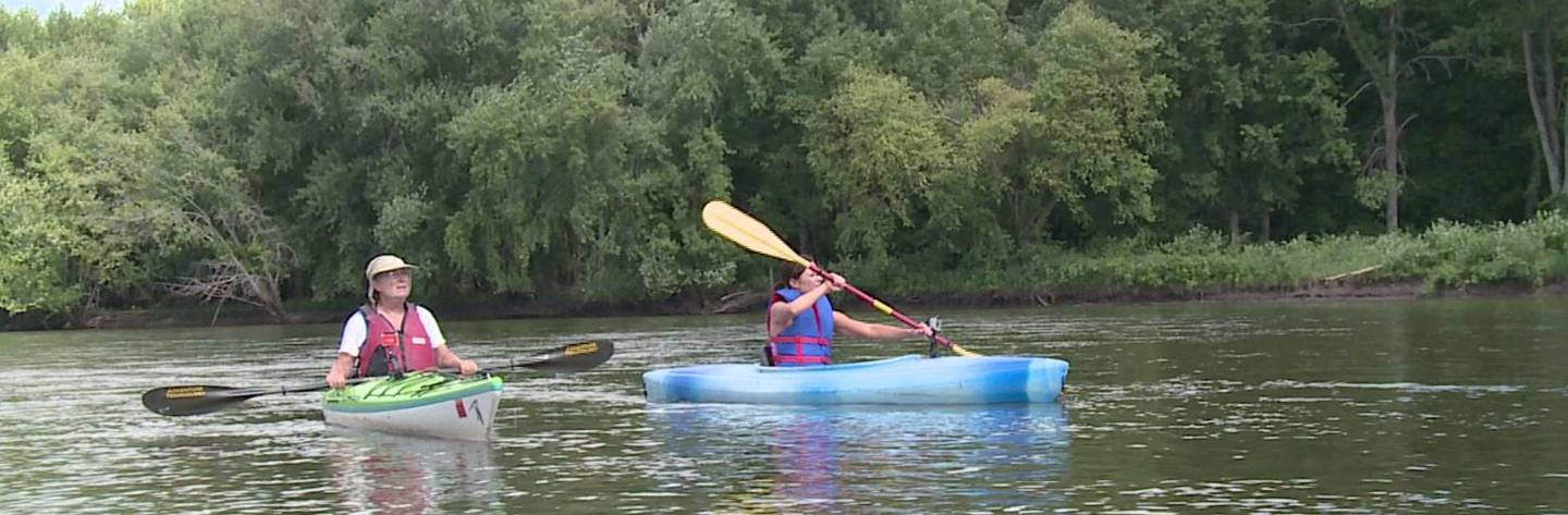 Recreation on the Wisconsin River