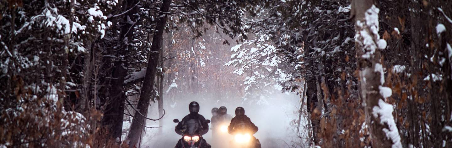 Snowmobile Trails over 475 miles!