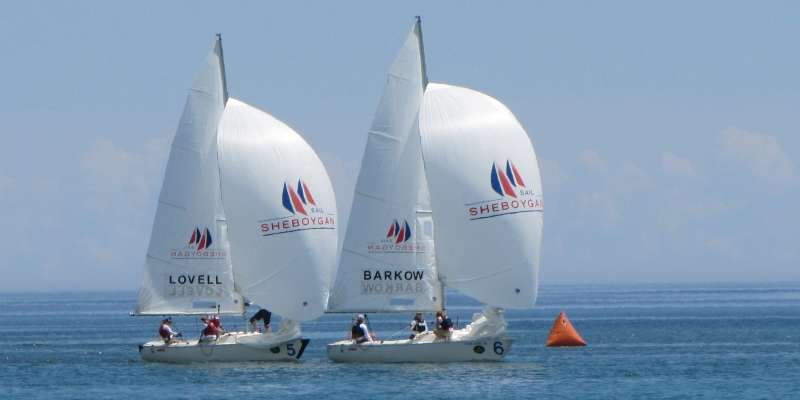 Sheboygan is a premier destination for sailing enthusiasts.