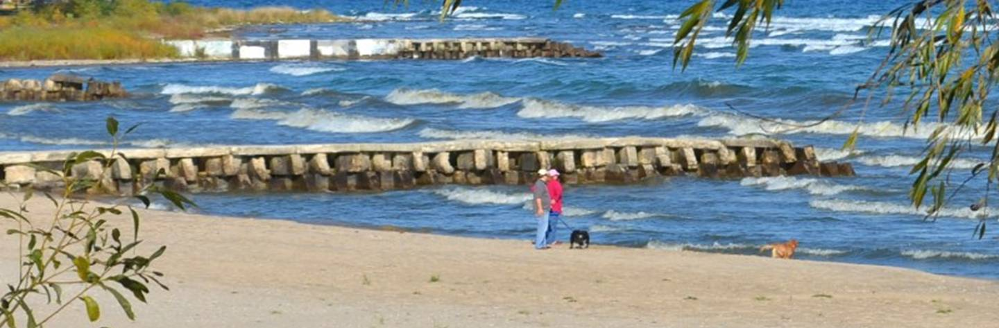 Sheboygan County boasts some of the best beaches on Lake Michigan.