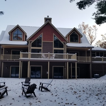 Winter Wonderland @ Water's Edge Lodge
