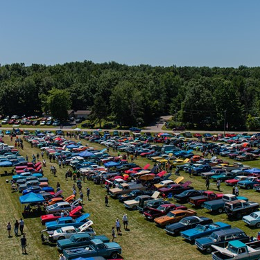 Iola Car Show 20% Off Admission!
