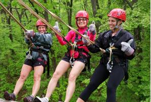 Image for Adventure Close to Home with Zipline Packages