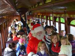 Image for Mid-Continent Railway Santa Express
