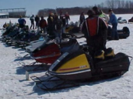 Image for Annual Vintage Snowmobile Show & Swap Meet