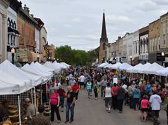 Image for Downtown Baraboo Fair on the Square
