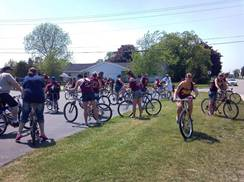 Image for Oconto Bicycle Poker Run