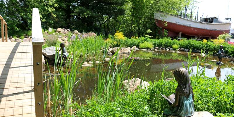 Bayfield Garden Tour