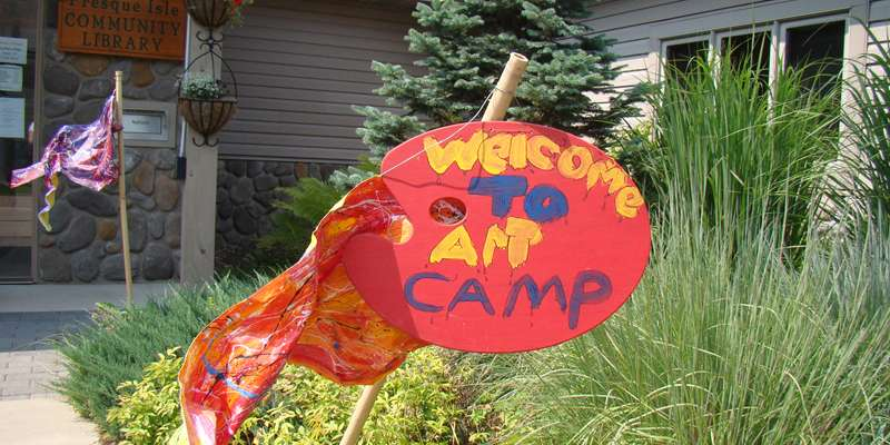 Discovery Art Camp welcomes you!