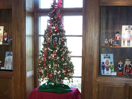 Image for Christmas at Kemper, Gallery of Trees and Durkee Mansion Open House