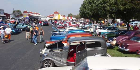 Fall Jefferson Car Show And Auto Swap Meet