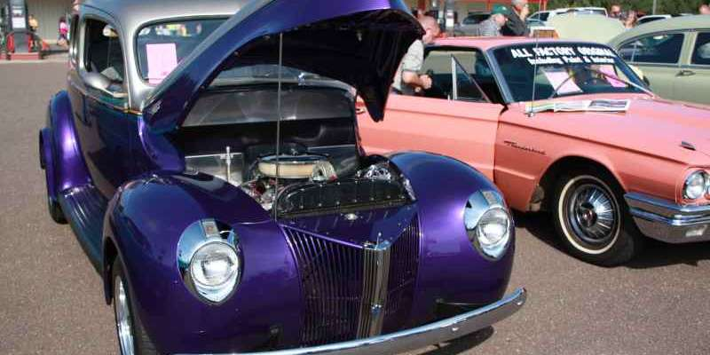 The annual 'Harvest of Cars' features vintage & classic cars for every enthusiast.