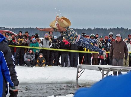 Image for Fibber's Tundra Plunge