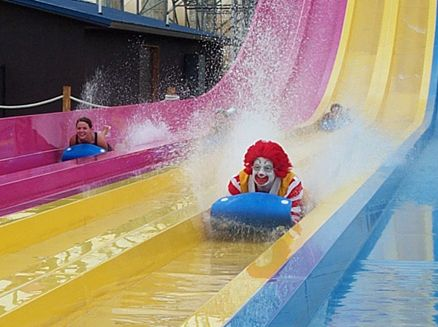 Image for Wisconsin Dells Waterslide-athon