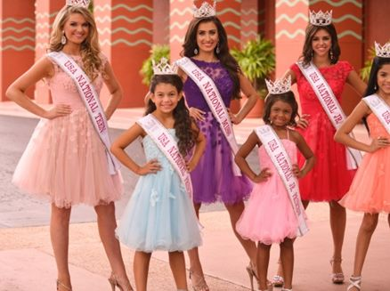 Image for USA National Miss Wisconsin Pageant