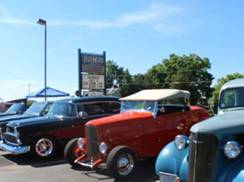 Image for Annual Classic Car Cruise Inn