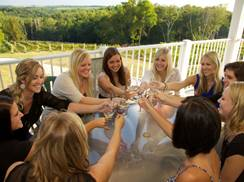 Image for Great River Road June Bloom Wine & Food Event