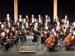 Image for Kettle Moraine Symphony -  Holiday Pops Concert