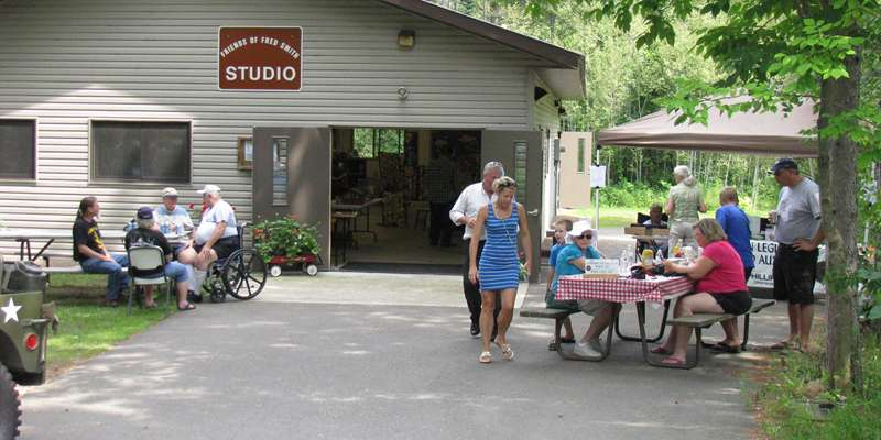 Friends of Fred Smith Studio - vendors