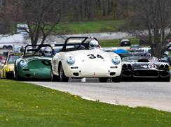 Image for SVRA Spring Vintage Car Weekend