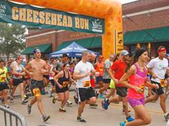 Image for Cheesehead Run 5K, Half Marathon, & Half Marathon Relay