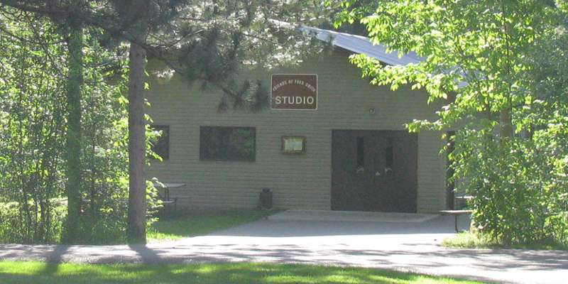 Friends of Fred Smith Studio at the Wisconsin Concrete Park, Phillips