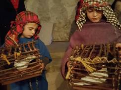 Image for Cristo Rey Ranch Live Nativity