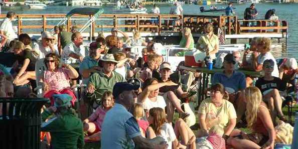 Waterfront Wednesday Concerts