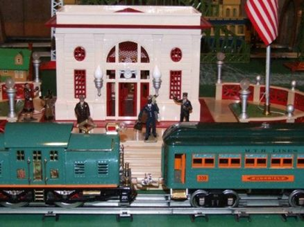 Image for Christmas Train Exhibit & Performances at the Rollo Jamison Museum