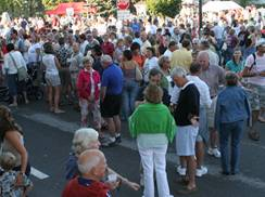 Image for Elkhart Lake's Downtown Night