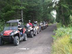 Image for Northwoods ATV/UTV Trail Tours