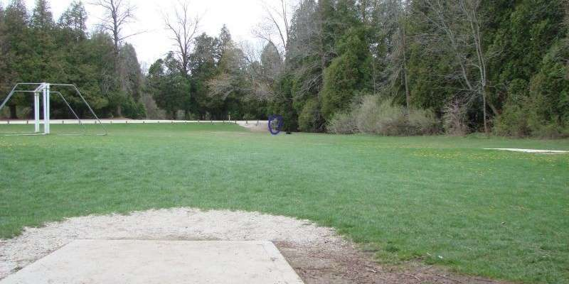 Silver Creek Park Disc Golf